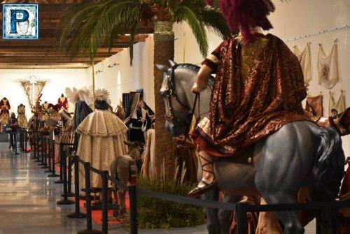 Galería: La exposición 'Cofradías, la huella del tiempo en Jerez' por Lucas Álvarez