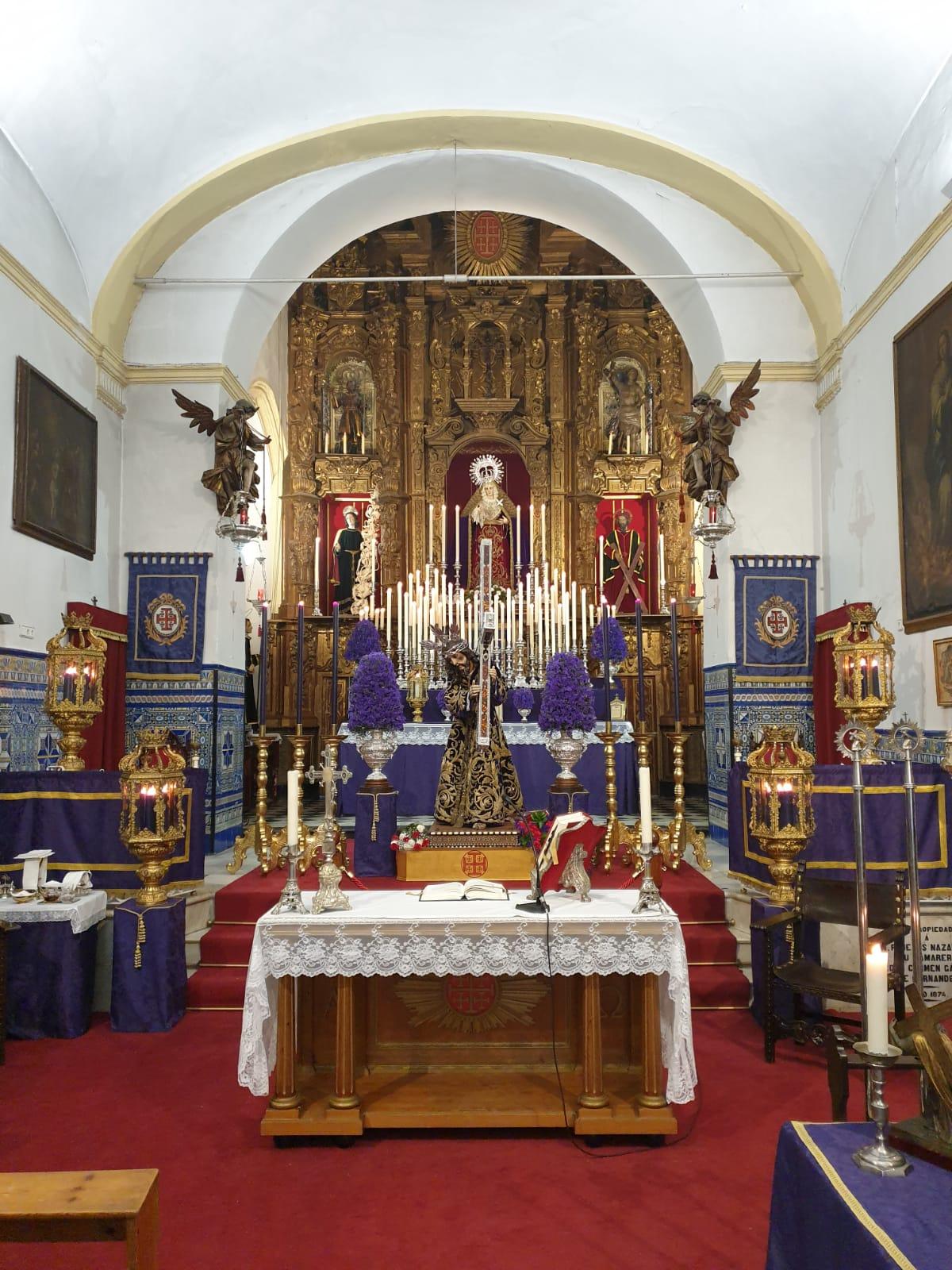 Cultos en Cuaresma (V)