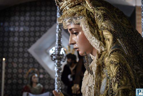 Galería | Las imágenes de la Veneración Extraordinaria a María Santísima de la Candelaria, por Miguel A. Gómez