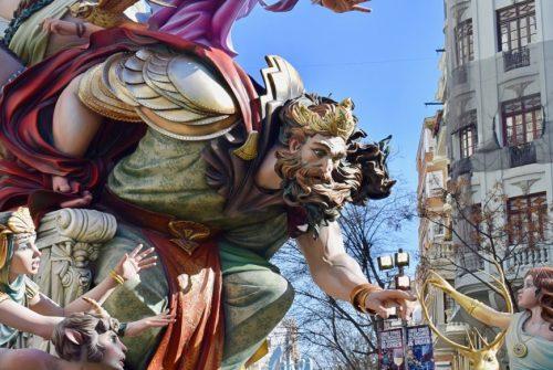 La celebración de las Fallas en Valencia podría condicionar el regreso de las salidas procesionales