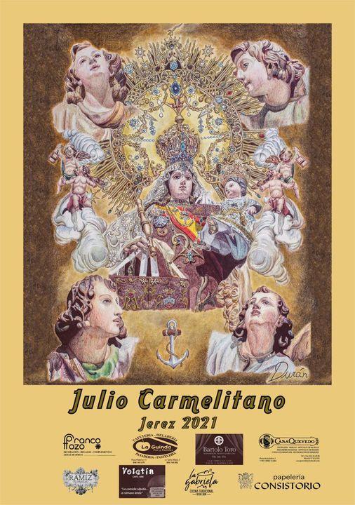 Ya se anuncia la festividad del Carmen