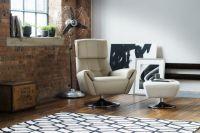 Parker Knoll Evolution Design 1703 Swivel Chair - Swivel ...