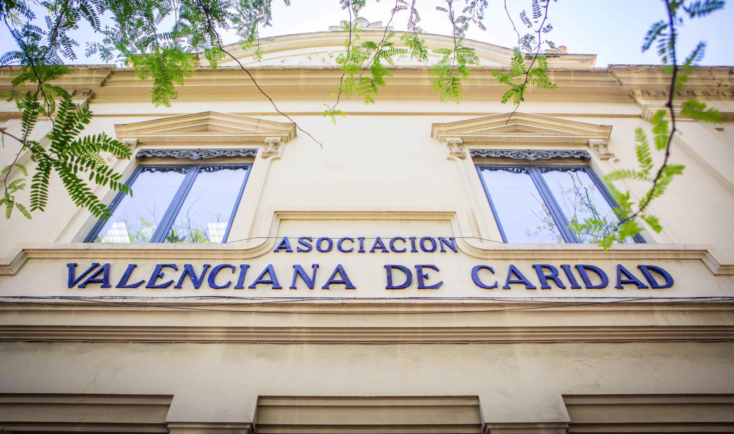 Fachada de Casa Caridad Valencia