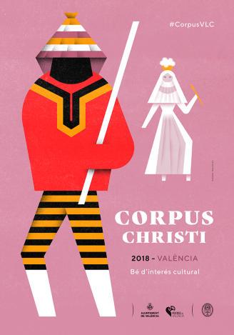 Cartel de les festes del Corpus