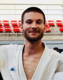 alvaro Córdoba garcía villalba profesor karate