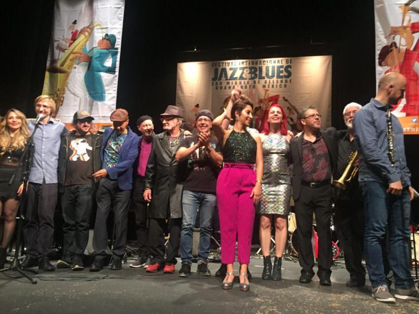 Mágica noche en Festival Internacional de Jazz en San Miguel - Gabriel Gutiérrez Rubio