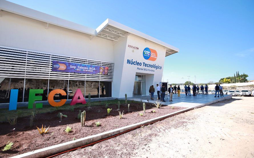 Purísima del Rincón estrena instalaciones educativas con inversión de 73 millones - Gabriel Gutiérrez Rubio