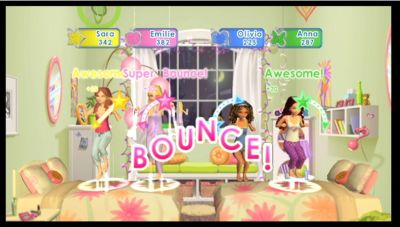 Pajama party Screenshot