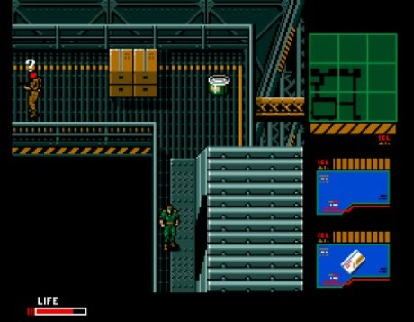 Metal Gear 2 de MSX: en esencia, igualico