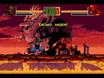 26-Shaq fu screen