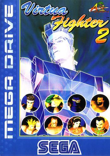 13-Virtua Fighter 2