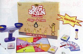 Big brain academy juego