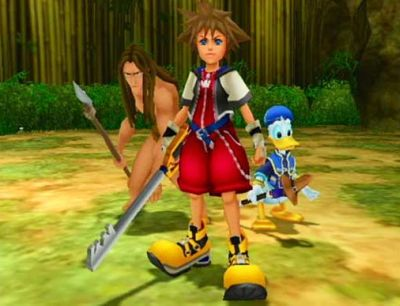 sora__donald__and_tarzan