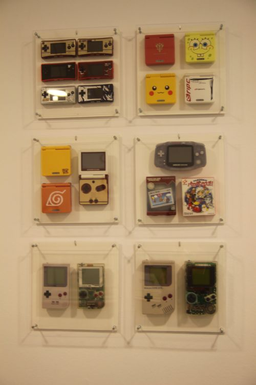 Retro Mallorca Game Boy