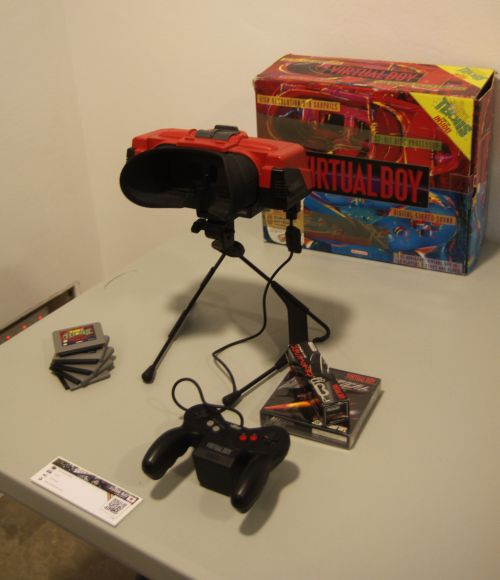 Retro Mallorca Virtual Boy