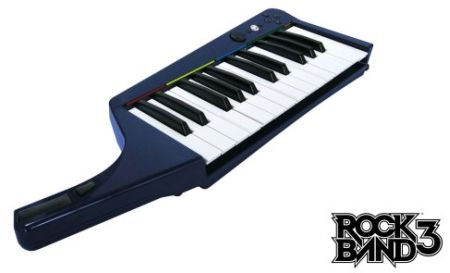 rock band keytar