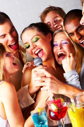 karaoke live band