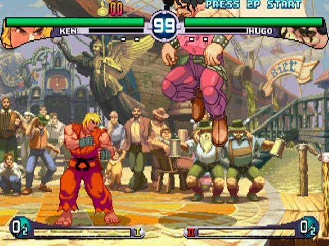 street fighter III 2