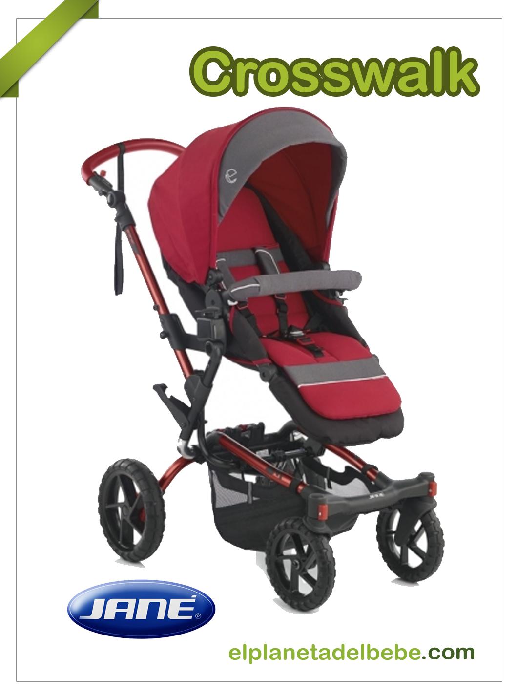 Jané Crosswalk: el nuevo cochecito para el bebé de Jané de