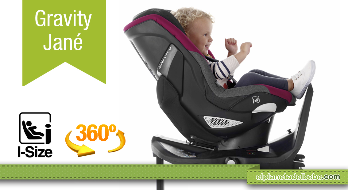 nueva Gravityla JanéBlog auto silla i de Size de JF1clK
