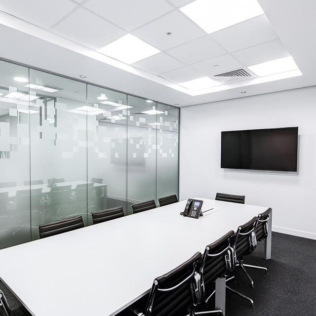 video conference lighting engineered