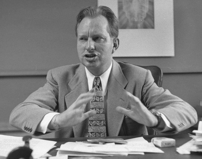 Para L. Ron Hubbard, fundador de la cienciología, la homosexualidad era una perversión y una enfermedad mental.