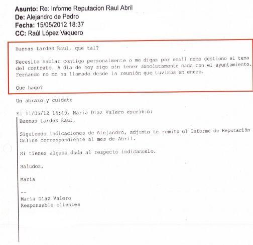 Mail 3 Raúl López