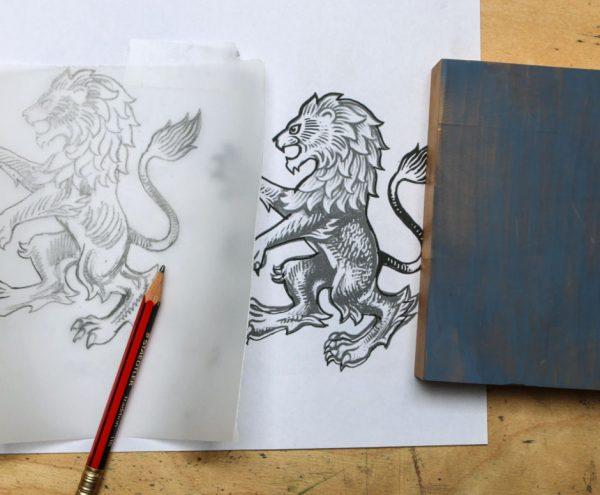 aston-villa-lion-boceto-01