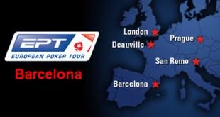 Mano de Poker en el EPT Barcelona