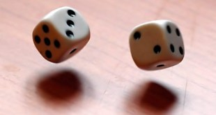 Los dados, un juego que cuenta con variantes para ganar