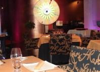 Ruleta de la fortuna-Restaurante