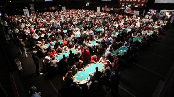 torneos de poker internacional