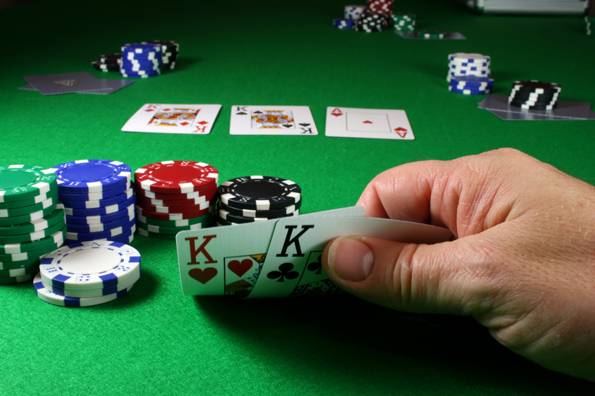 Poker psg
