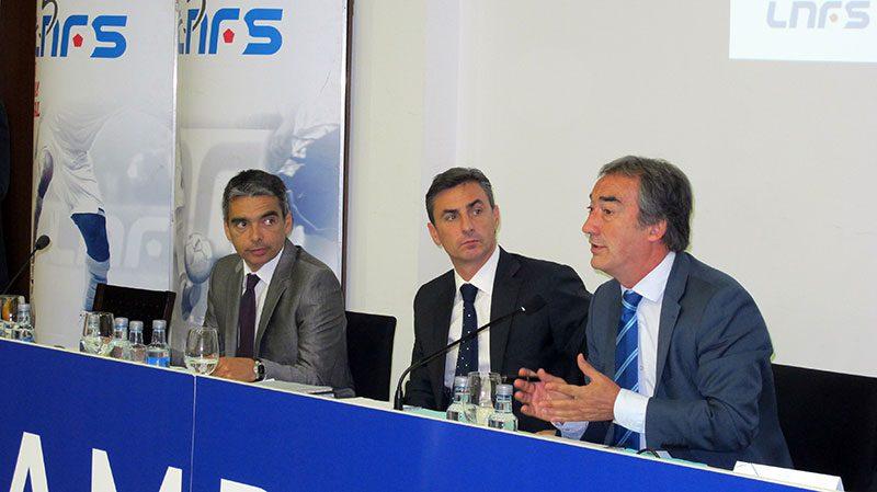 ElPozo Murcia FS arranca la Liga 2014-15  ante Uruguay Tenerife y en el Palacio de Deportes
