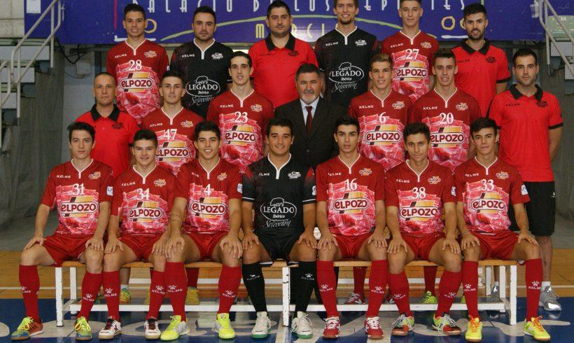 España Sub'21| Cinco jugadores de ElPozo Ciudad convocados ante Portugal