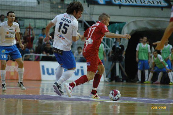 Previa: Umacon Zaragoza FS-ElPozo Murcia FS