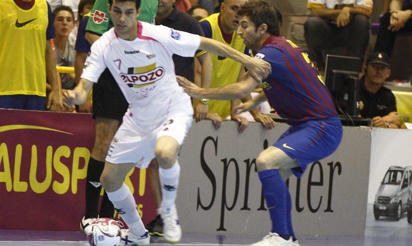 ElPozo olvida la Copa y se centra en la eliminatoria de cuartos ante Umacon Zaragoza