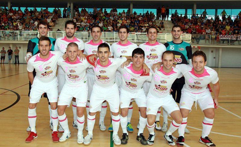 ElPozo Murcia sigue imparable al ganar a  Ribera Navarra 1-6