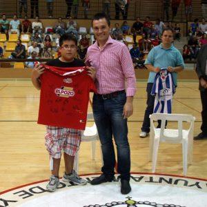 El ganador de la camiseta firmada de ElPozo Murcia Fs