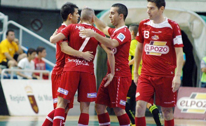¡ElPozo Murcia: 9 puntos y líderes!