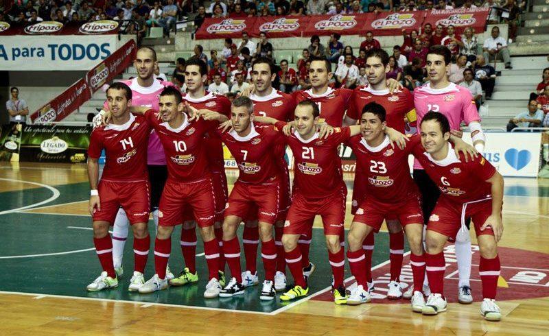 ElPozo Murcia se enfrentará a Las Cuevecitas en la ronda de dieciseisavos de la II Copa de S.M El Rey