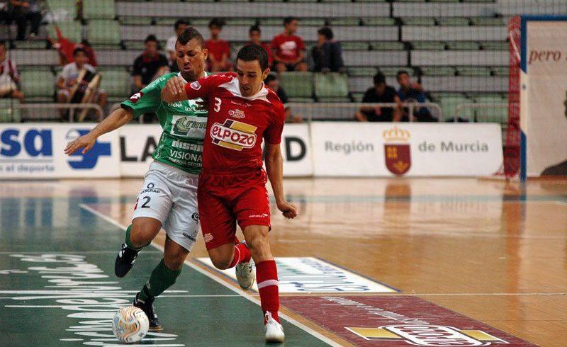 ElPozo Murcia suma un punto tras empatar 3-3 ante Triman Navarra