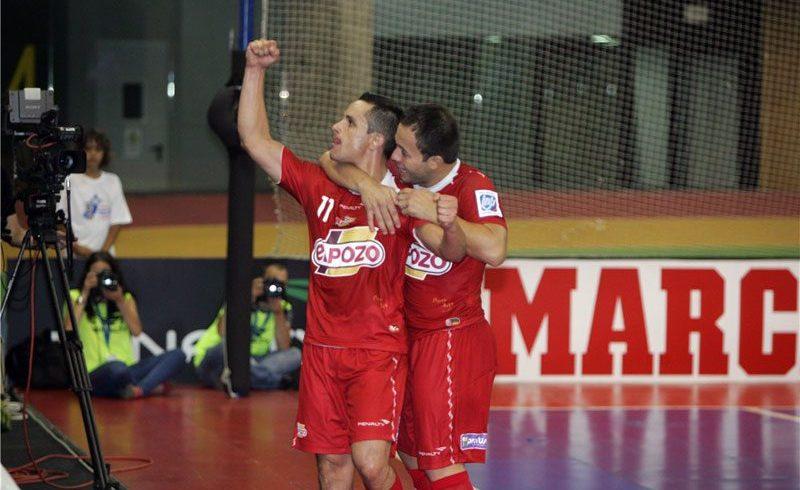 De Bail se desvincula de ElPozo Murcia FS  por asuntos personales