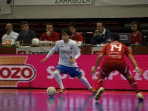 ElPozo Murcia Fs no perdonó al Umacon Zaragoza