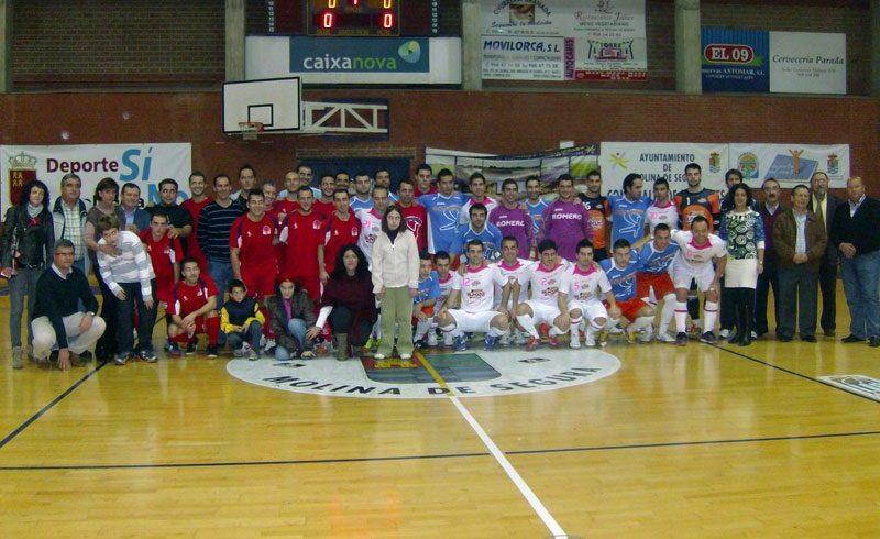ElPozo Murcia FS gana el triangular por DiSMO