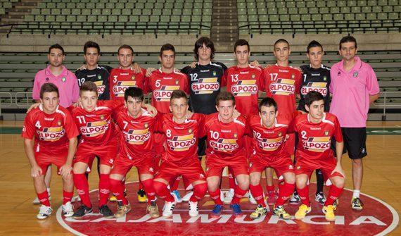 Cronica Juvenil-Aljucer ElPozo FS 7-0 CD Murcia
