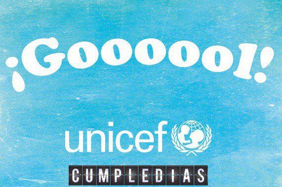Un euro de cada entrada irá destinado a Unicef