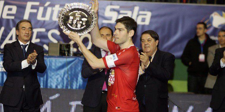 ElPozo Murcia Fs, finalista de la Copa de España