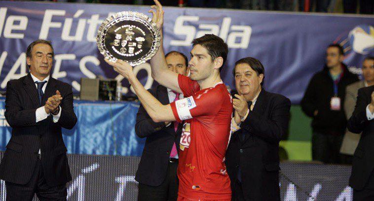 ElPozo Murcia, finalista de la Copa de España 2013