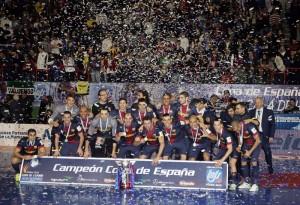 Los ganadores de la Copa de España